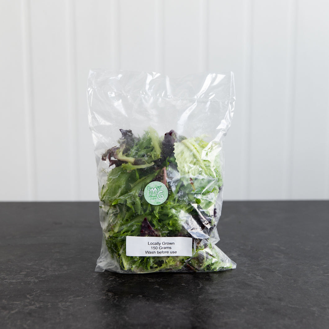 Larry's Milligandi 150g Pre Pack Salad Mix
