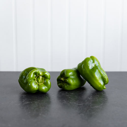 Capsicum Green (Each)