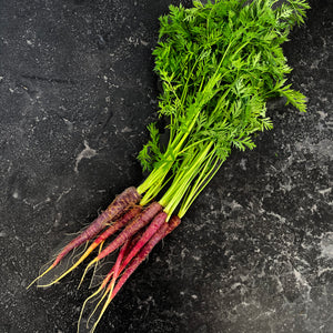 Carrot Dutch Purple (Bunch)