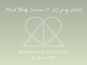 4 Day Mind Body Cleanse Detox 17th - 20th July 2020 at Byron At Byron, a Crystalbrook Collection Resort
