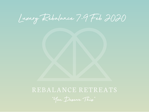3 Day New Year New You Retreat - 7th - 9th Feb 2020