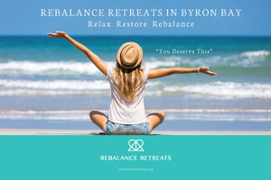 Five Day Rebalance Retreat - July 25th - 30th 2021