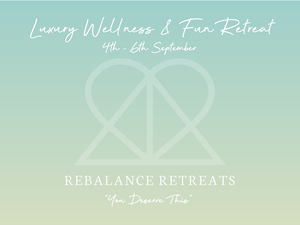 3 Day Luxury Wellness & Fun - 4th - 6th September at Elements Of Byron