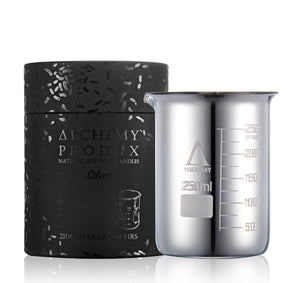 Alchemy Produx Wild Fig Silver Beaker Candle