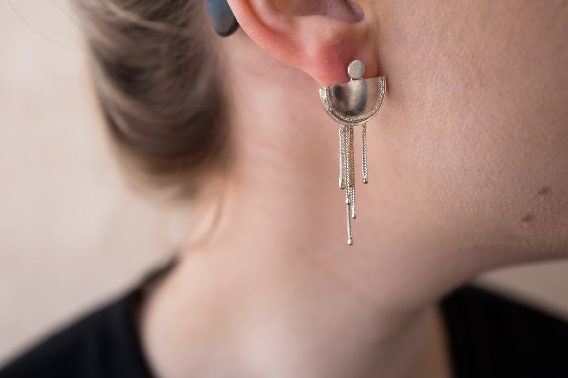 Beltia Jr. Earrings by Inês Telles