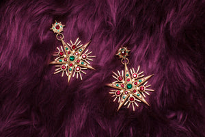 Crown Jewel Earrings
