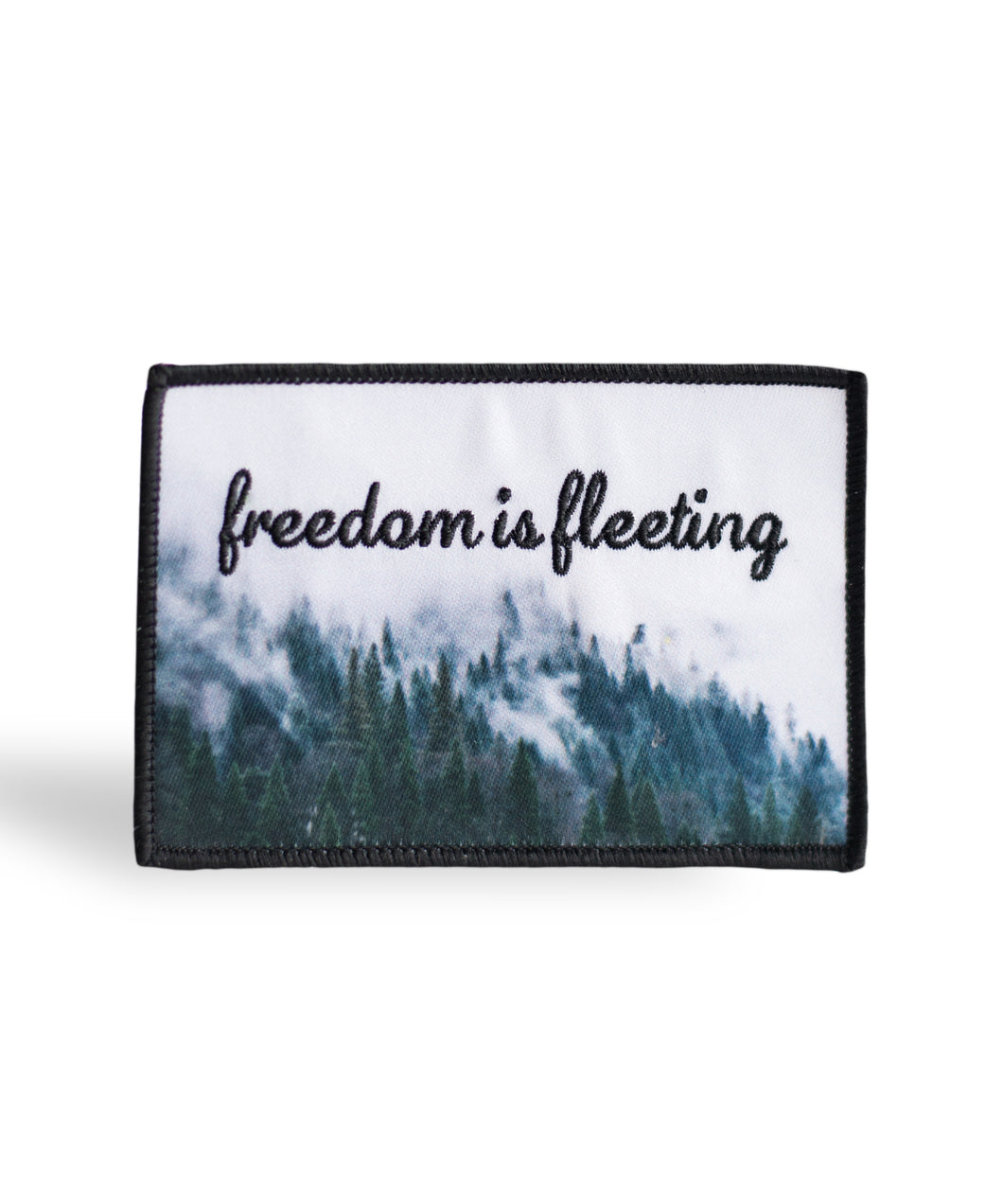 Freedom is Fleeting - Photo Patch