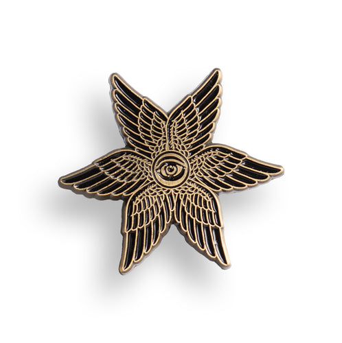 NEW! Seraphim Enamel Pin