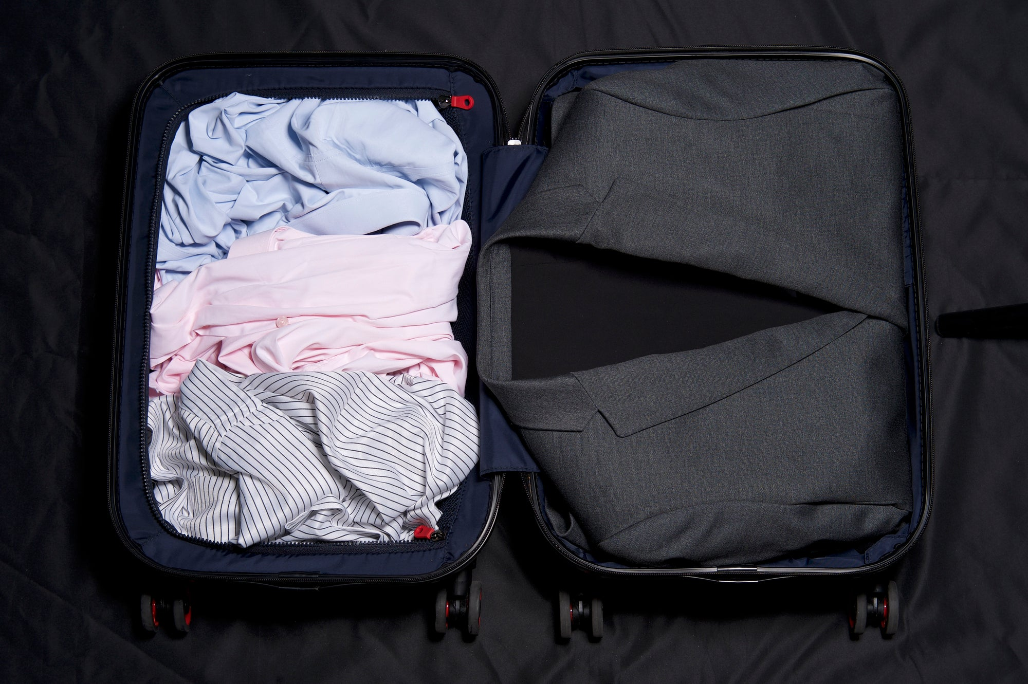 How to Pack a Business Suit for Travel