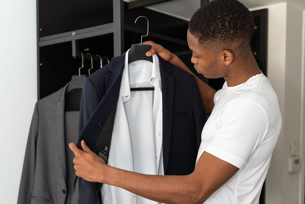 Checking Suit Size