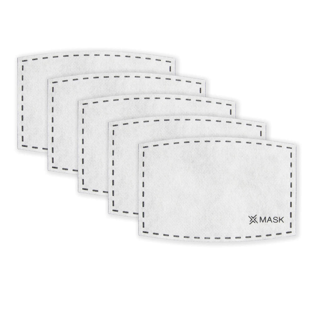 xMask Air Filters - 5 Pack