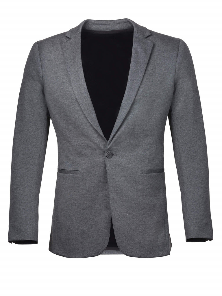 Corporate Jacket Charcoal