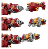LEPIN 07101 The Hulkbuster: Ultron Edition | Marvel Super Heroes |