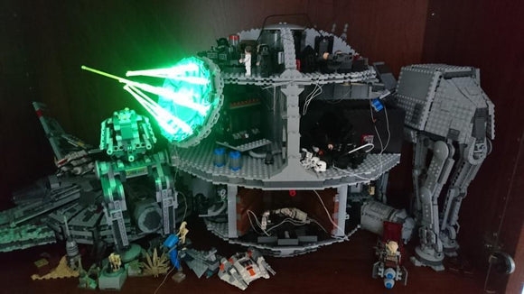 LBS1061 Death Star LED Light Up Kit | Miscellaneous |  -