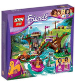 LEPIN 01003 Adventure Camp Rafting | Friends |  -