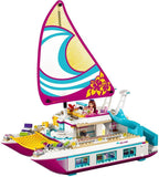 LEPIN 01038 Sunshine Catamaran | Friends |  -