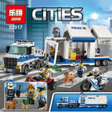 LEPIN 02017 Mobile Command Center | City |  -