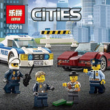 LEPIN 02018 High-speed Chase | City |  -