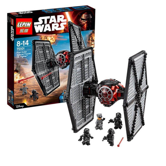 LEPIN 05005 First Order Special Forces TIE Fighter | StarWars |  -