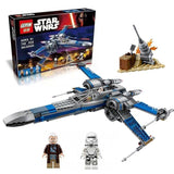 LEPIN 05029 Resistance X-Wing Fighter | StarWars |  -