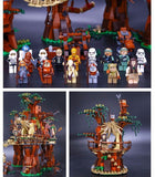LEPIN 05047 Ewok Village | StarWars |  -
