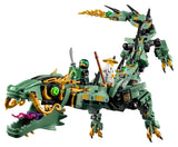 LEPIN 06051 Green Ninja Mech Dragon | Movies |