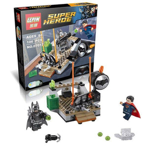 LEPIN 07017 Clash of the Heroes | Marvel Super Heroes |  -