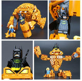 LEPIN 07050 Clayface Splat Attack | Marvel Super Heroes |  -