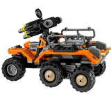 LEPIN 07081 Bane Toxic Truck Attack | Marvel Super Heroes |  -