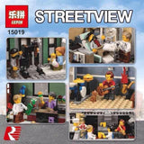LEPIN 15019 Assembly Square | Creator |  -