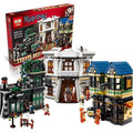 LEPIN 16012 Harry Potter: Diagon Alley | Movies |