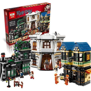 LEPIN 16012 Harry Potter: Diagon Alley | Movies |  -