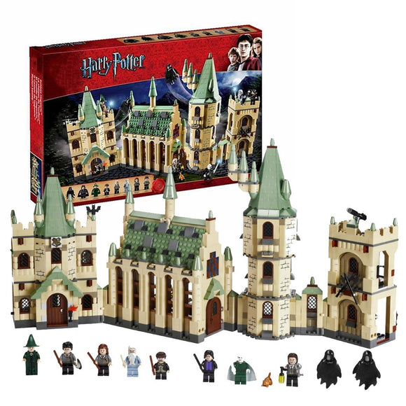 LEPIN 16030 Harry Potter: Hogwarts Castle | Movies |