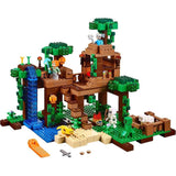 LEPIN 18003 The Jungle Tree House | MineCraft |  -
