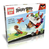 LEPIN 19002 Piggy Plane Attack | Angry Brids |  -