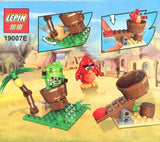 LEPIN 19007 Six Angry Birds | Angry Birds |  -