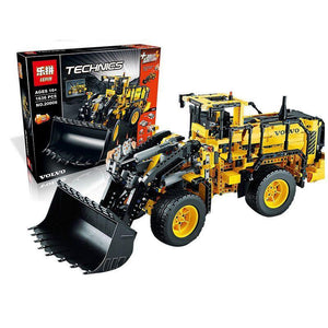 LEPIN 20006 Remote-Controlled VOLVO L350F Wheel Load | Technic |  -
