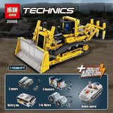 LEPIN 20008 Motorized Bulldozer | Technic |  -