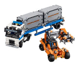 LEPIN 20035 Container Yard | Technic |  -