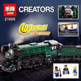LEPIN 21005 Emerald Night Train | Creator |  -