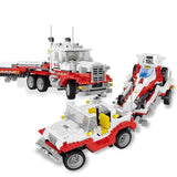 LEPIN 21017 Mach II Red Bird Rig | City |  -