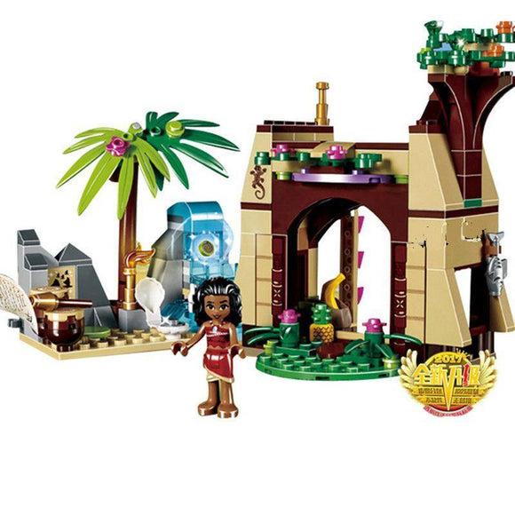 LEPIN 25004 Moana's Island Adventure | Friends |  -