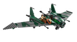 LEPIN 31002 Fight on the Flying Wing | Movies |