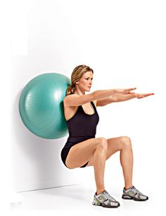 exercices_squat-swiss-ball
