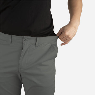 Charcoal Grey Flex All Day Chino Pants