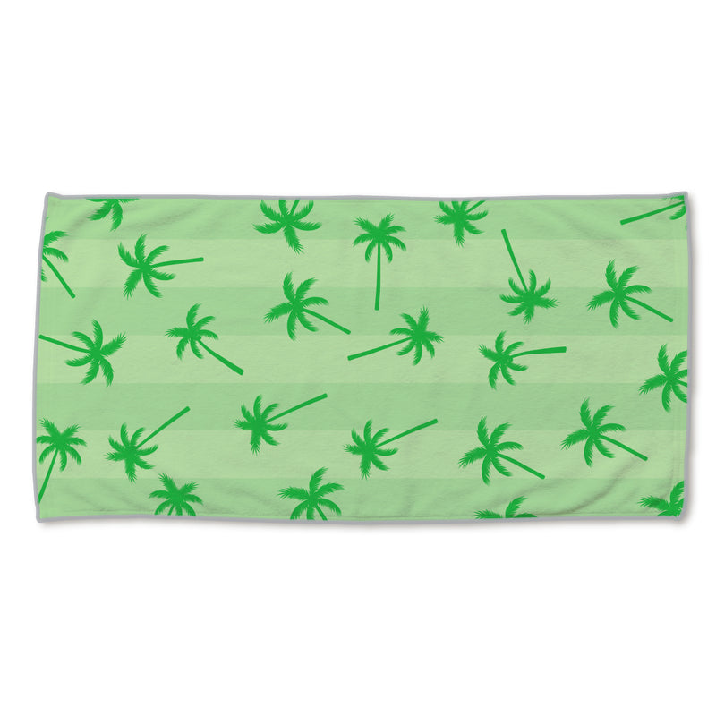 [SALE] Palm Trees Sand Free Beach Towel