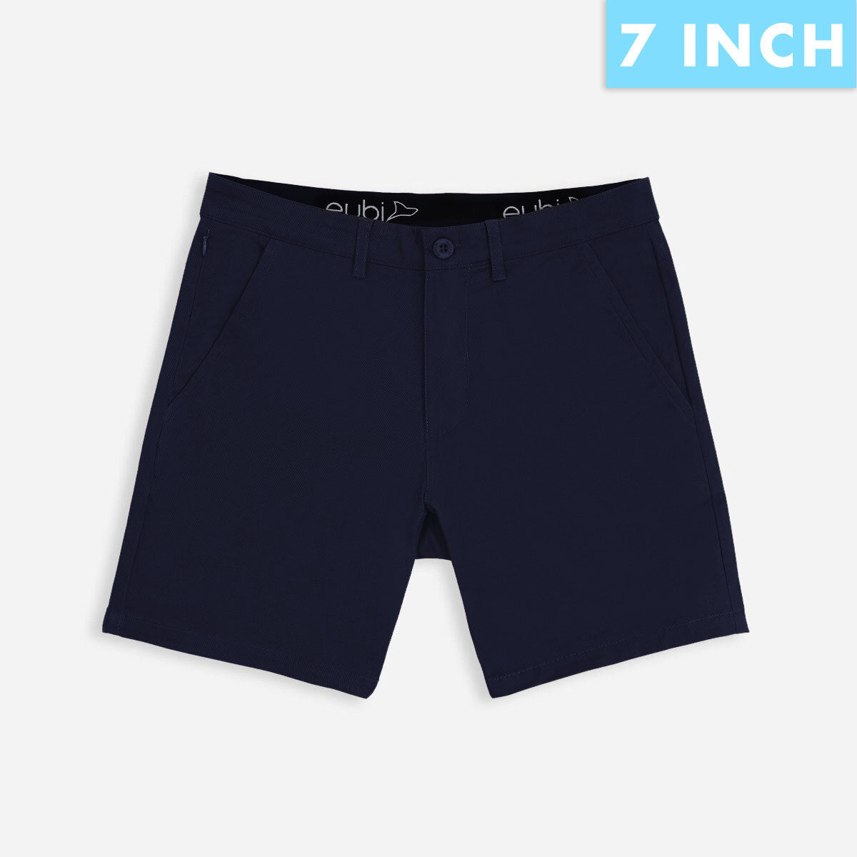 Midnight Blue All Day Shorts 3.0 (Stretch)