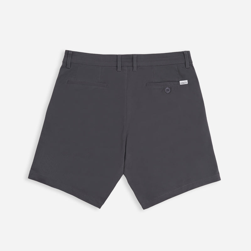 "9"" Charcoal Grey All Day Shorts 3.0 (Stretch)"