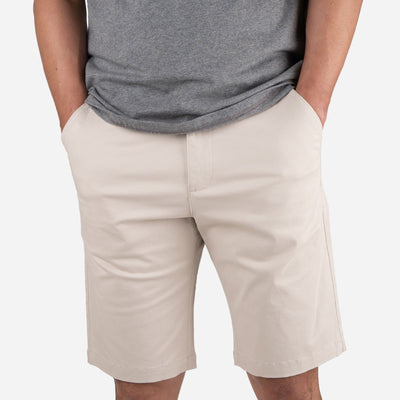 "11"" Sandy Brown All Day Chino Shorts"
