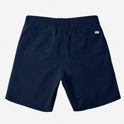 "9"" Sandy Brown + Khaki + Midnight Blue All Day Shorts 2.0 (Stretch) Triple Pack"